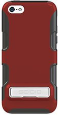 Seidio Active Case with Metal Kickstand garnet rot (iPhone 5C)
