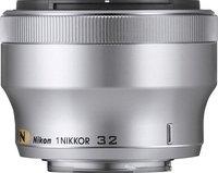 Nikon 1 Nikkor 32mm f1.2 (silber)