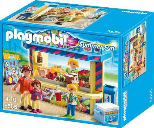 Playmobil Summer Fun - Süßigkeitenstand (5555)