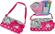 Simba Color Me Mine Pink Bow Bag