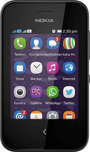 Nokia Asha 230 Dual SIM ohne Vertrag