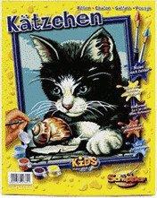Schipper Malen nach Zahlen Kätzchen