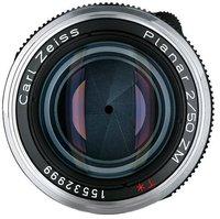 Zeiss Planar T* f2/50 ZM (schwarz)