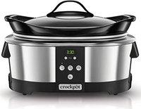 Crock-Pot NextGen Slowcooker 5,7 L