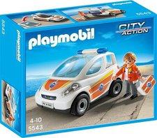 Playmobil City Action - Notarzt-Fahrzeug (5543)