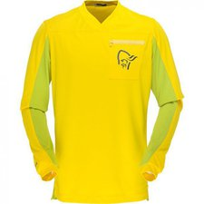 Norrona Fjora Equaliser Long Sleeve Shirt (M)