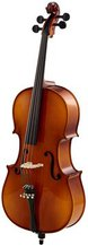 Roth & Junius RJCE Student Cello
