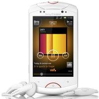Sony Ericsson Live mit Walkman Weiß ohne Vertrag