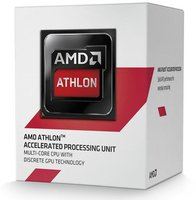 AMD Athlon 5350 Box (Sockel AM1, 28nm, AD5350JAHMBOX)