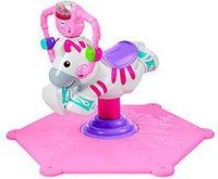 Fisher Price Hipp Hopp Zebra rosa