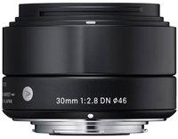 Sigma 30mm f2.8 DN (schwarz) [Sony Nex]