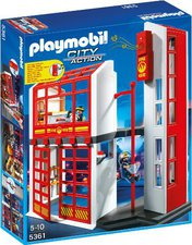 Playmobil City Action Feuerwehrstation (5361)