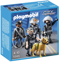 Playmobil SEK-Team (5565)