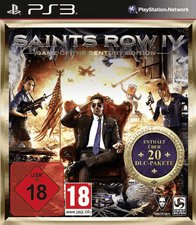 Saints Row 4: Game of the Century Edition (PS3)