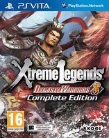 Dynasty Warriors 8: Xtreme Legends - Complete Edition (PS Vita)