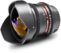 Walimex pro 8mm 3.8 Fisheye II VDSLR [Nikon 1]