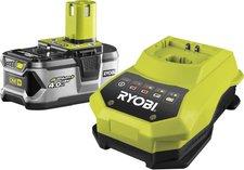 Ryobi RBC18L40 (Akku 18V/4,0 Ah Lithium + Ladegerät)