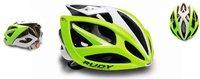 Rudy Project Airstorm limettengrün fluo-weiß glänzend