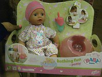 Baby Born My little Baby Born Bathing Fun