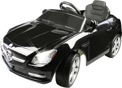 Jamara Ride on Mercedes Benz SLK 40MHz schwarz