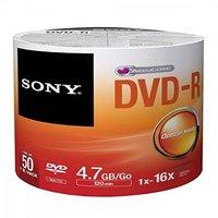Sony Sony 50DMR47SB 50er DVD-R 4.7GB 16X