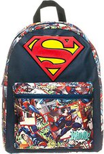 Bioworld Merchandising Superman Backpack (BP0QVMSPM)