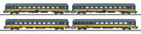 Trix Set 4 Personenwagen Inter-City NS (31141)
