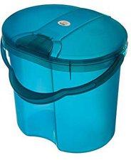 Rotho-Babydesign Windeleimer TOP Translucent Blue