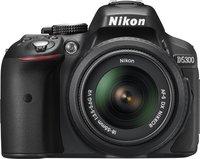Nikon D5300 Kit 18-55 mm (schwarz)