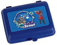 Scout Brotdose Stormy Sea