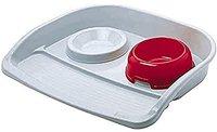 Ferplast Plastic bowls with tray Lindo (71910021)