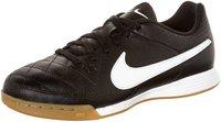 Nike Jr. Tiempo Genio LTR IC black/black/white