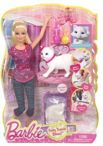 Barbie & Stubenreines Kätzchen