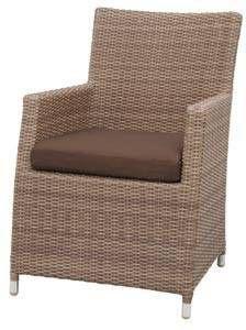 siena garden bilbao sessel alu rattan sand preisvergleich ab 99 90. Black Bedroom Furniture Sets. Home Design Ideas