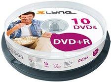 xlyne DVD+r 4,7GB 120min 16x 10er Spindel