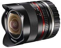 Walimex pro 8mm f2.8 Fish-Eye II CSC (schwarz) [Sony Nex]