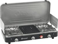 Outwell Chef Cooker 3-flammig mit Grill