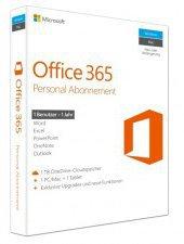 Microsoft MS Office 365 Personal (DE)