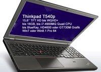 Lenovo ThinkPad T540p (20BE0087)