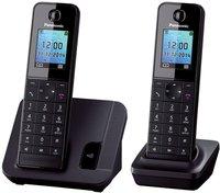 Panasonic KX-TGH212 Duo schwarz
