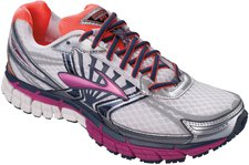 Brooks Adrenaline GTS 14 Women white/fuchsia/midnight