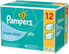 Pampers Feuchttücher Fresh Clean (64 St.)