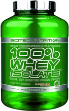 Scitec Nutrition 100% Whey Isolate 2000g Erdbeer