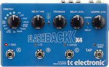 TC Electronic Flashback X4 Delay Looper