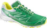 Salomon Sense Pro clover green/white/fluo yellow