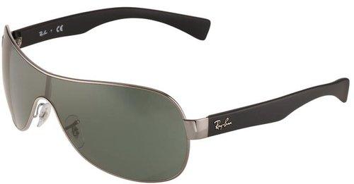 RAY BAN RAY-BAN Sonnenbrille » RB3471«, grau, 004/71 - grau/grün