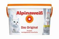Alpina Farben Alpinaweiß Innenfarbe 15 Liter