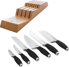 BK Cookware Skills Schubladenmesserblock 7 tlg.