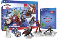 Disney Infinity 2.0: Marvel Super Heroes (PS4)