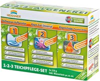 Heissner Teichpflege-Set 3-in-1
